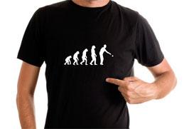 tee shirt pour homme pétanque