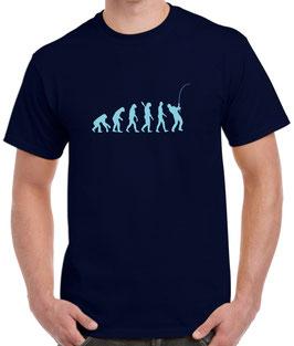T-shirt apprendre à pêcher