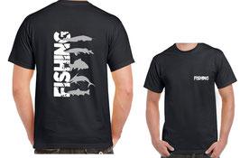 tshirt Fishing en France