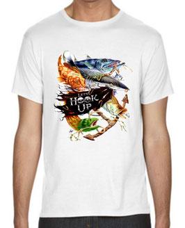 T-shirt peche des gros poissons