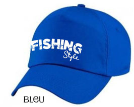 Casquette fishing style