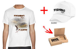 cadeau fishing style carpe