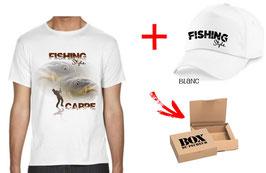 cadeau fishing style carpe