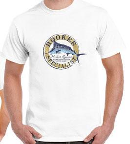 T-shirt pêche espadon en mer