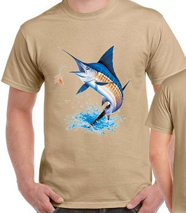 t-shirt pêche espadon au streamer