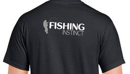T-shirt instinct pecheur