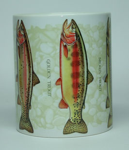 Mug poisson de pêche