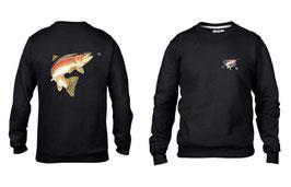 Sweat pêche de la truite sauvage