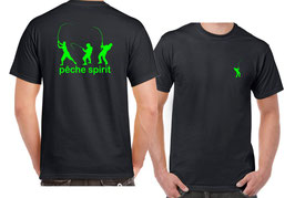 tee-shirt pêche spirit