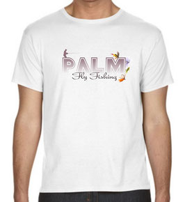 Tee-shirt pêcheur fly fishing