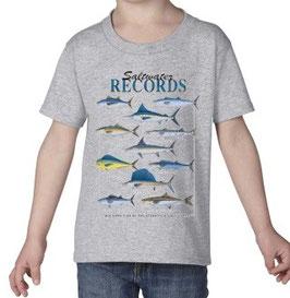 Tee-shirt jeune pêcheur de poisson de mer