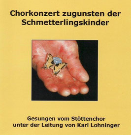 Schmetterlingskinder CD