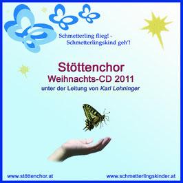 Stöttenchor Weihnachts CD 2011