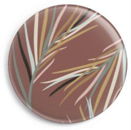 Magnet Palmblätter, bunt/braun (32 mm)