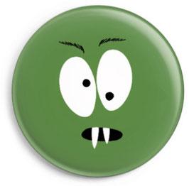 Button Monster, grün