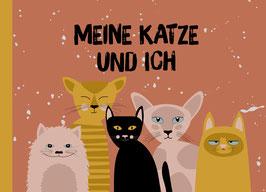 """Meine Katze & Ich""""-Büchlein"""