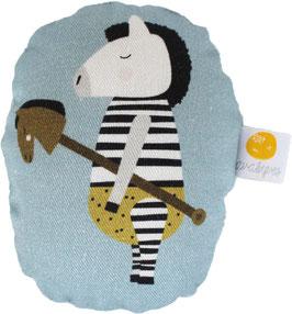 Kinderrassel Zebra