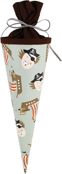 Schultüte Pirat (35cm)