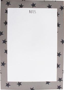 Block Sterne, 50 Blatt (DIN A5)