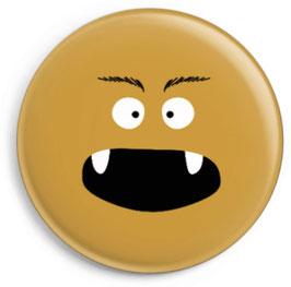 Magnet Monster gelb (32 mm)