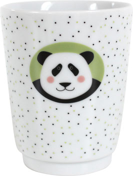 "Porzellanbecher  ""Panda"""