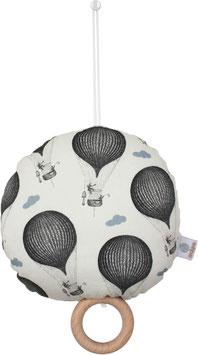 """Spieluhr """"Heißluftballon"""" (Melodie: """"Lonely"""")"""