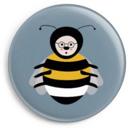 """Button """"Hummel"""""""