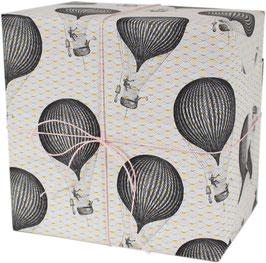 Geschenkpapier Ballon (3 Bogen)