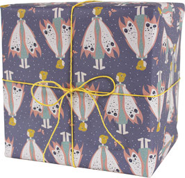 Geschenkpapier Elfe (3 Bogen)