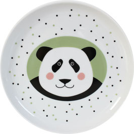 "Porzellanteller ""Panda"""