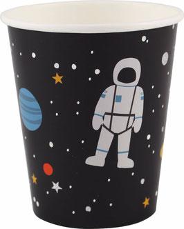 """Papp-Becher """"Space"""""""