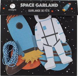 "Girlande ""Space"""