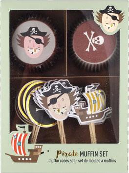 """Cupcake Set """"Pirat"""""""