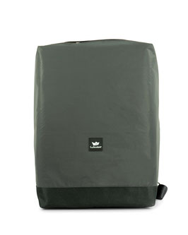 Backpack tomy - anthrazit/silver