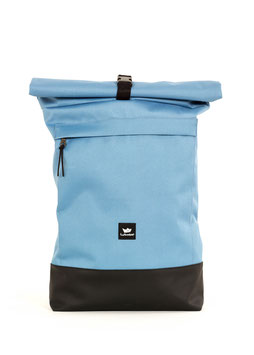 Courier Bag - sky blue