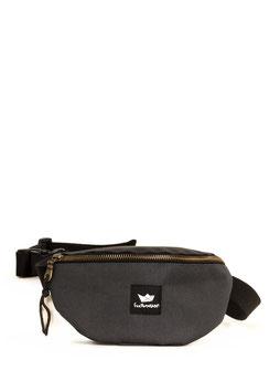Hip Bag - charcoal