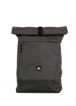 Courier Bag - charcoal