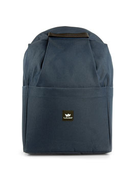 Backpack alma - blue/black