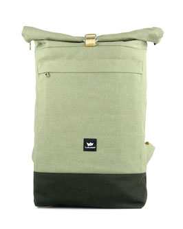 Courier Bag - green