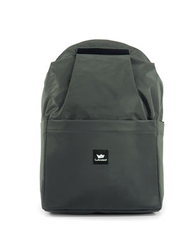 Backpack Alma - anthrazit/silver