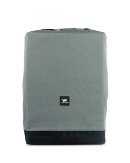 Backpack tomy - black/grey