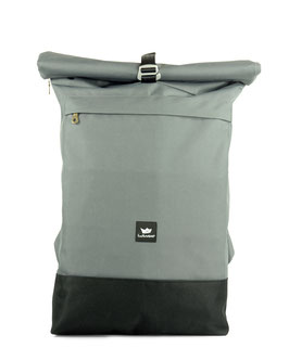 Courier Bag - black/grey