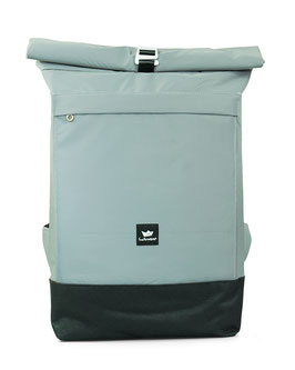 Courier Bag - grey/silber