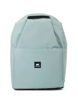 Backpack alma - grey/silver