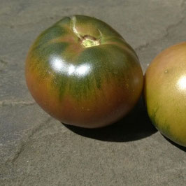 Tomate: Cherokee Purple