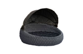 Palm Socks Moon Daybed