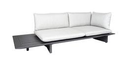 Arbon 2-Sitzer Ecke inkl. Tisch