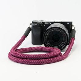 Kameragurt Burgund - Camerastrap burgundy
