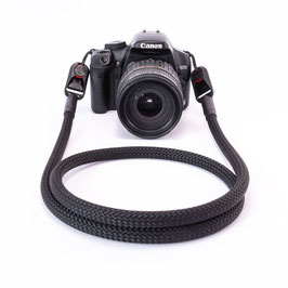 Kameragurt schwarz - Camerastrap black