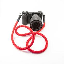 Kameragurt rot - Camerastrap red